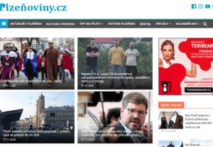 2958Publikace PR článku v čteném magazínu Plzenoviny.cz