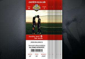 3397Předsvatební oznámení – Save the date – fotbal/hokej