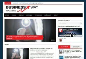 5678Publikace článku v podnikatelském a finančním magazínu
