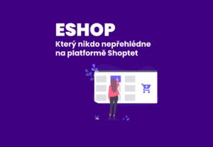 6960E-shop, který nikdo nepřehlédne na platformě Shoptet