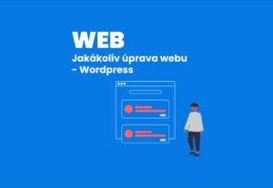 6974Jakákoliv úprava webu – WordPress