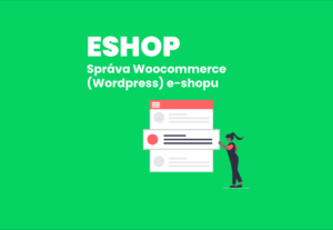 8866Správa Woocommerce (WordPress) e-shopu se vším všudy a ještě více
