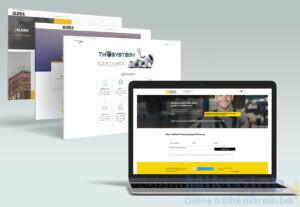 15953Moderní a responzivní webové stránky